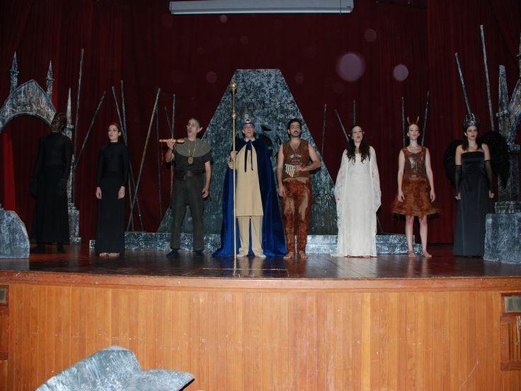 Η Όπερα στο Σχολείο μας…
