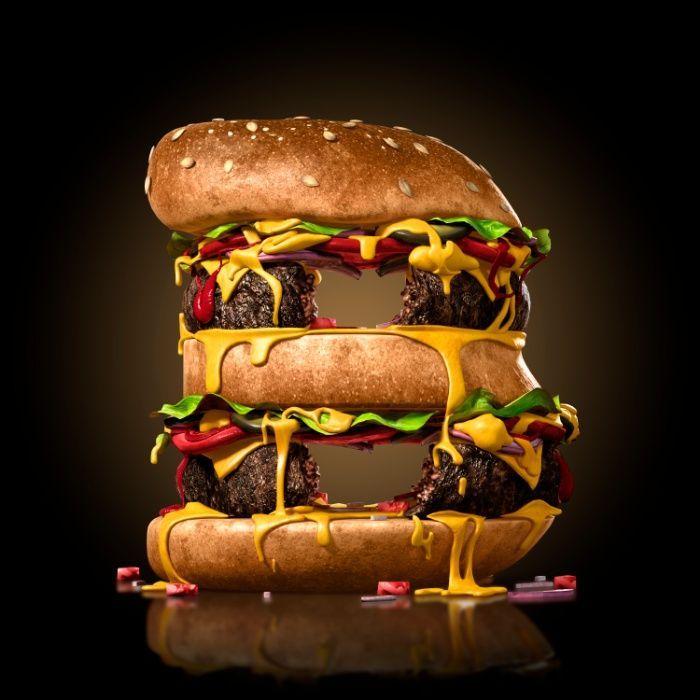 Burger B