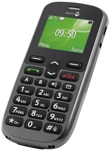 Doro GSM seniorentelefoon HP-508 - Met gratis hoesje en oplaadstation  De Doro PhoneEasy 508 is een een gebruiksvriendelijke ouderentelefoon ideaal voor senioren. U kunt makkelijk bellen en sms'en dankzij een prettig bedienbaar toetsenbord een duidelijk kleurenscherm voorspellende tekst tijdens sms'en en de direct-geheugentoetsen. Het geluid is helder en door de luide beltoon mist u geen gesprek. U kunt herinneringsberichten invoeren (medicatieinname en/of afspraken) en het toestel is…