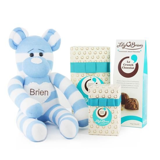 Bear Bundle, Blue - Free Delivery Ireland