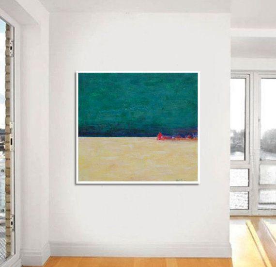 Large Abstract Painting Wall decor Wall art original by ARSartshop