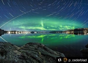 Northern Lights Stockholm 17-11-17   @p_cederblad .  #algo #saltsjöbaden #stockholm . 071117 . Startrail and northenlights looks magically out of the city environment . #NorrskenStockholm #NorrskenSverige #Norrskensjägare #Norrsken #Norrskensfoto #NorthernLights #Northern_Lights #Nordlichter #Aurorachasers #AurorOfTheDay #auroranotify #auroraboreale #auroraborealis #auroraborealblog #auroraborealisblog #worldaurora #auroraborealblog #auroraborealisnotifications #worldaurora…