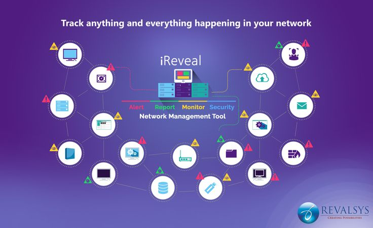 #Revalsys #CreatingPossibilities #NetworkManagementTool  The complete, carefully weaved network management tool to ward off all the security threats. Provides a perfect 360 degree approach to securing your network proactively by creating alerts, customizing reports, analyzing graphs and helping you to also know your performance trends.     Know more @ http://www.revalsys.com/solutions/ireveal-overview.html