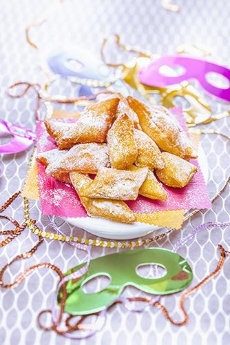 carnaval recettes bugnes maison carnival recipes