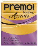 Premo Sculpey 18k Gold, 2 oz bar, PE02 5055