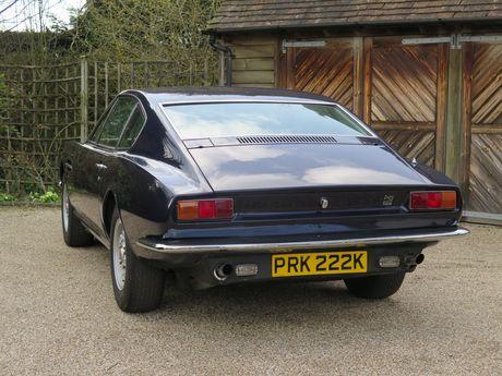 1972 Aston Martin DBS V8 Sports Saloon - Silverstone Auctions