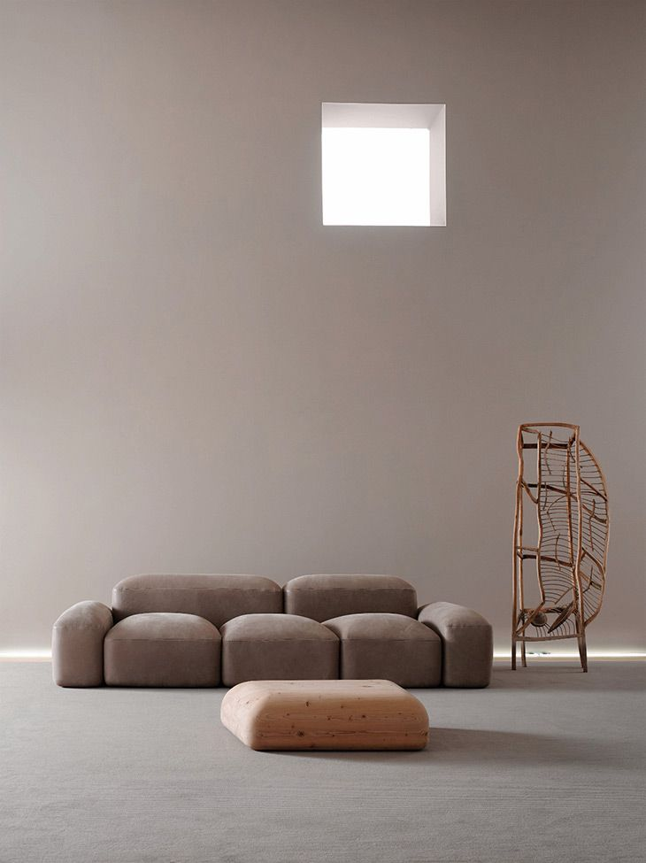 Lazy Boy Sofa Milan Design Week new designs