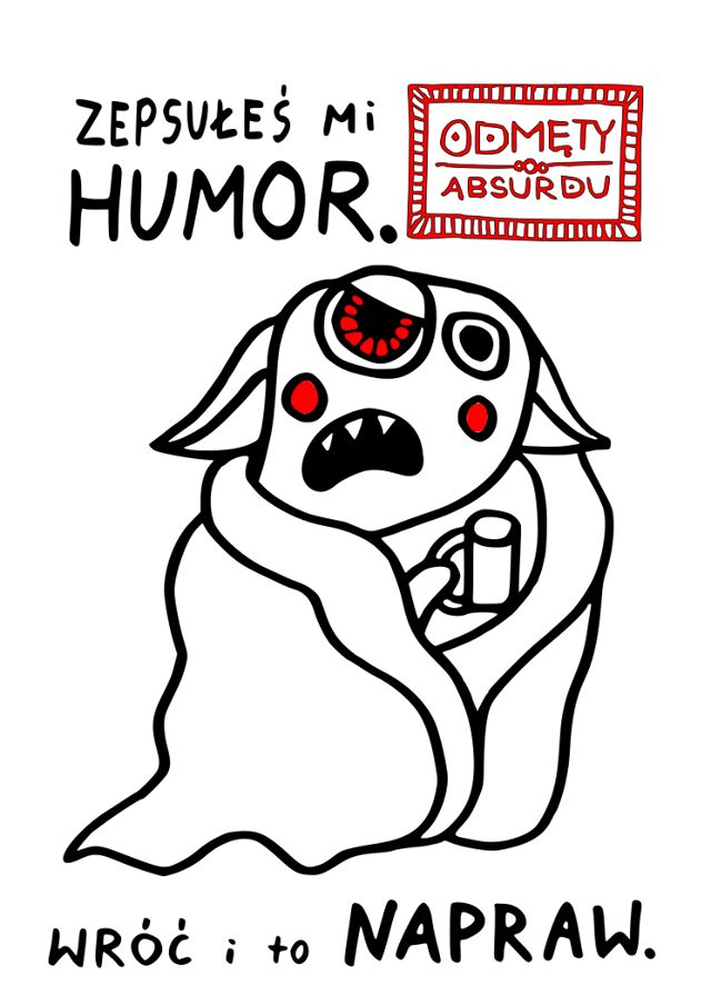 Zepsules humor - napraw https://www.facebook.com/odmetyabsurdu/timeline?ref=page_internal