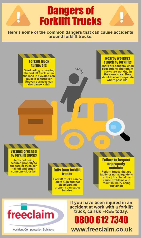 Forklift Truck Accident Compensation Forklift, Forklift