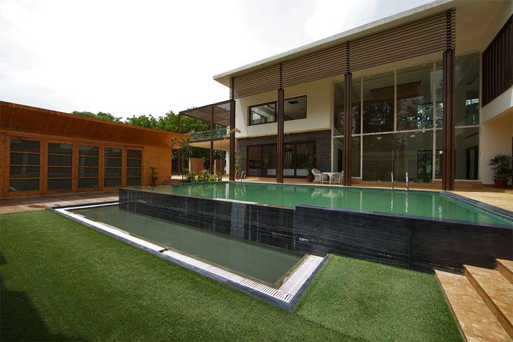 Sachdeva Çiftlik Evi / Mekanlar Architects @ ka - 3