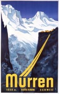 Mürren poster