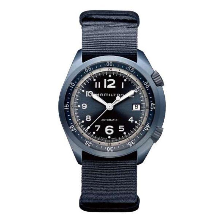 Reloj hamilton khaki pilot pioneer aluminium h80495845