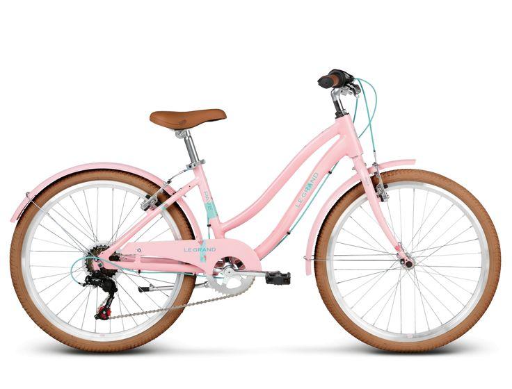 Rower Kross Le Grand PAVE JR różowy połysk 2017 | Internetowy sklep rowerowy Sporti