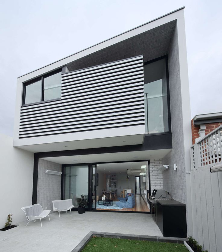 A Contemporary Extension For A Victorian Terrace