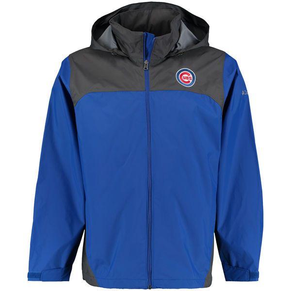Chicago Cubs Columbia Glennaker Lake Jacket - Royal - $69.99