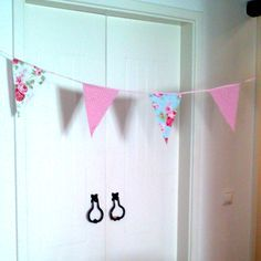 HIRE Cath Kidston Bunting ~ €10 (4 Available)