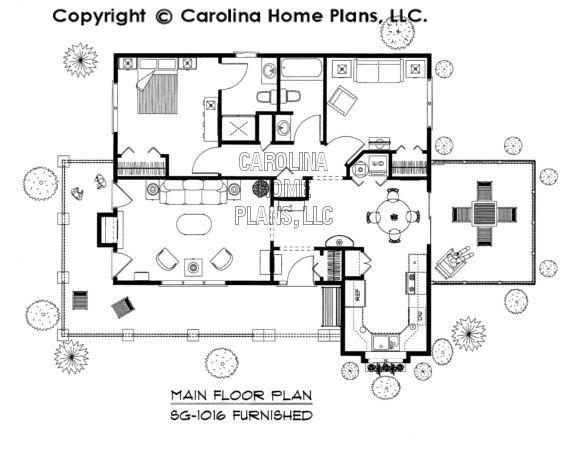 Best Images About Guest House Floor Plans On Pinterest - Little home plans