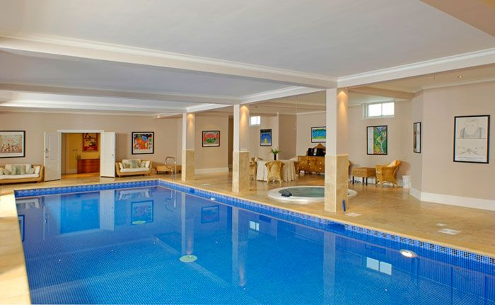 17 best images about swimming pools for basements on for Basement swimming pool ideas