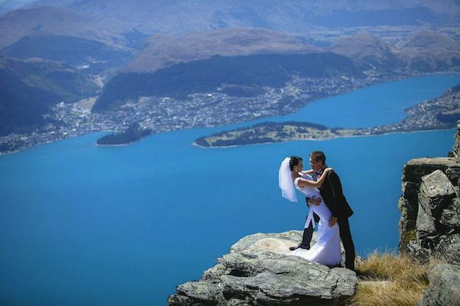 Truly & Madly Blog   The top 10 Mountain top locations for your spectacular Queenstown New Zealand Wedding.