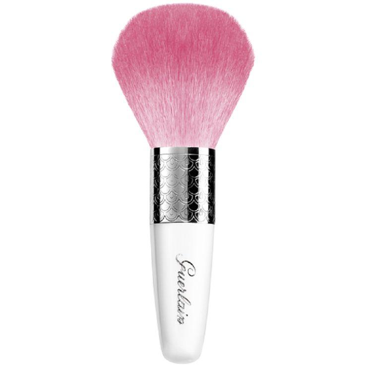 Make-up - Accessoires - Gezichtspenselen - Guerlain - Gezichtsmake-up - Météorites Powder Brush online bij douglas.nl