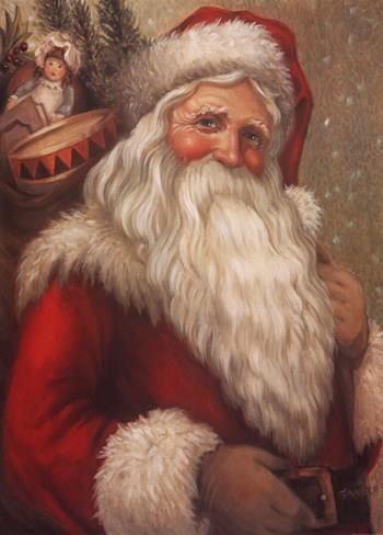 Celtic-Dreams....what a handsome Santa!!! I love him. :-)