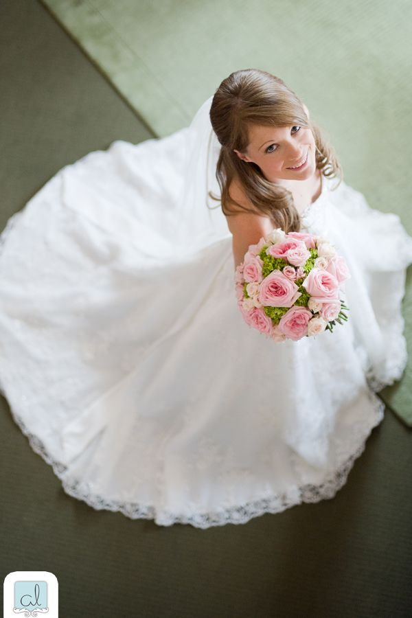 Ready for her big day
