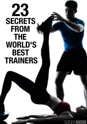 23 secrets from the world's best trainers If your goal is to look toned and lose belly fat, combine 20 minutes of high-intensity cardio and 20 minutes of strength training for your workout—you'll be finished in just 40 minutes and be in the best shape of your life.""