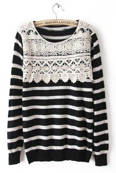 Best 25  Lace sweater ideas on Pinterest | Boho fashion winter ...