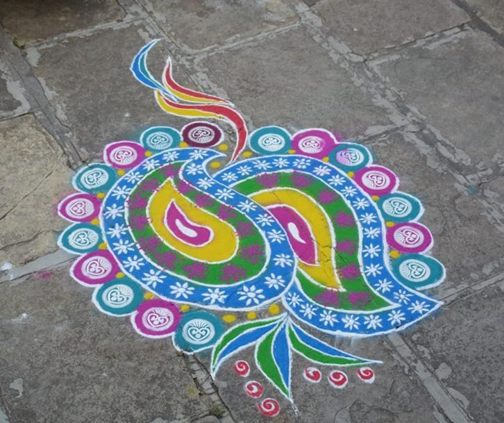 577 best paisley inspirations1 images on pinterest for Home made rangoli designs