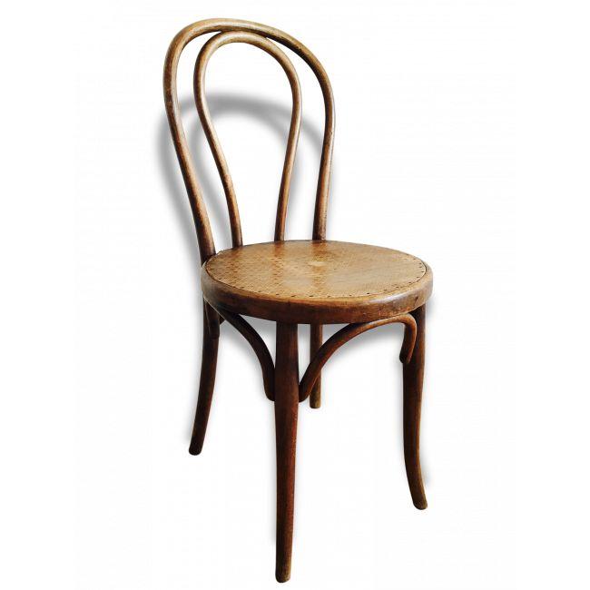 Les 25 meilleures id es de la cat gorie chaises de bistrot for Chaise bistrot thonet