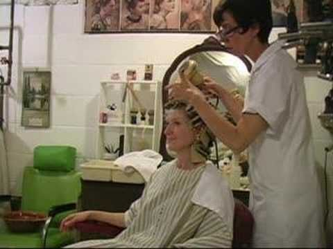 Perming At The Salon Google Search Ready For The Perm