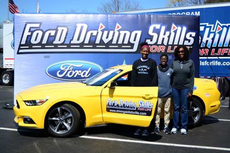 Ford offers free Advanced Driving School for Life teens