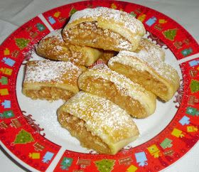 Μηλοπιτάκια με τραγανή ζύμη, Μηλόπιτα, Μήλα, Πίτες, Γλυκιές συνταγές, Κέικ, Milopitakia with crispy leaf, pie, apples, cake, Sweet recipes