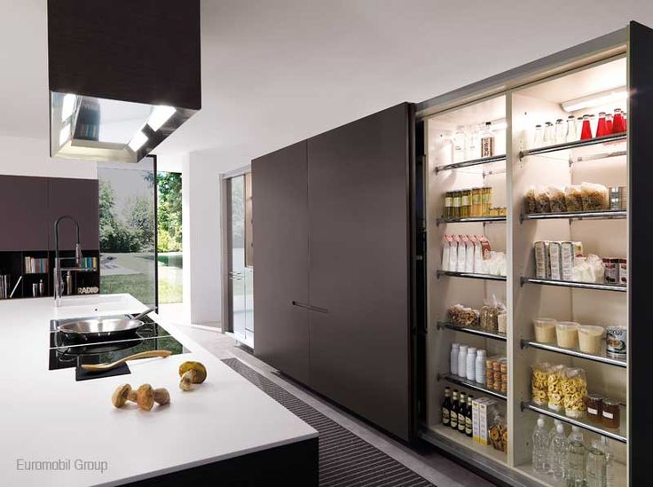 Superb Concealed Kitchen.
