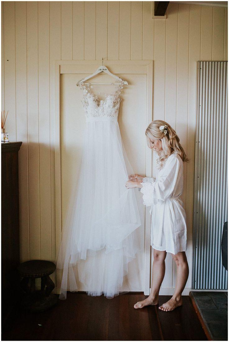 Tahlia + Cody   Sunshine Coast backyard wedding   White Fox Studios