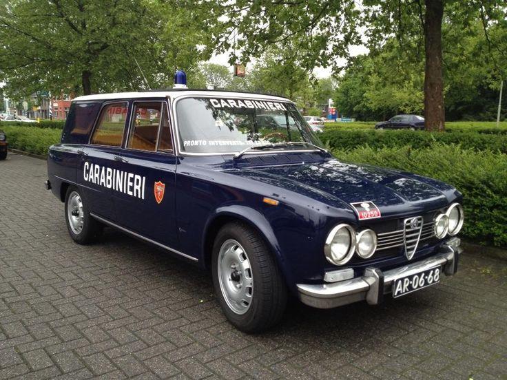 Alfa Romeo Giulia Station Wagon Customised For The