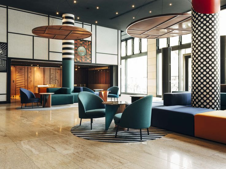 Hotel. Pullman Berlin Schweizerhof.