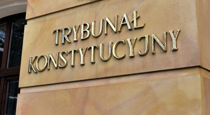 Sejm nie zgodził się na odrzucenie projektu PiS o statusie sędziów TK - Polskie Radio
