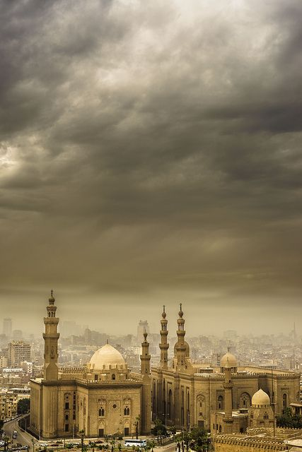 Mosque of Sultan Hasan. Cairo. EGYPT                                                                                                                                                                                 More