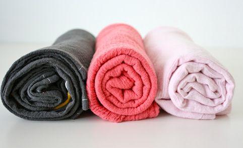 DIY Easy Sewing - Gauzy Baby Blankets