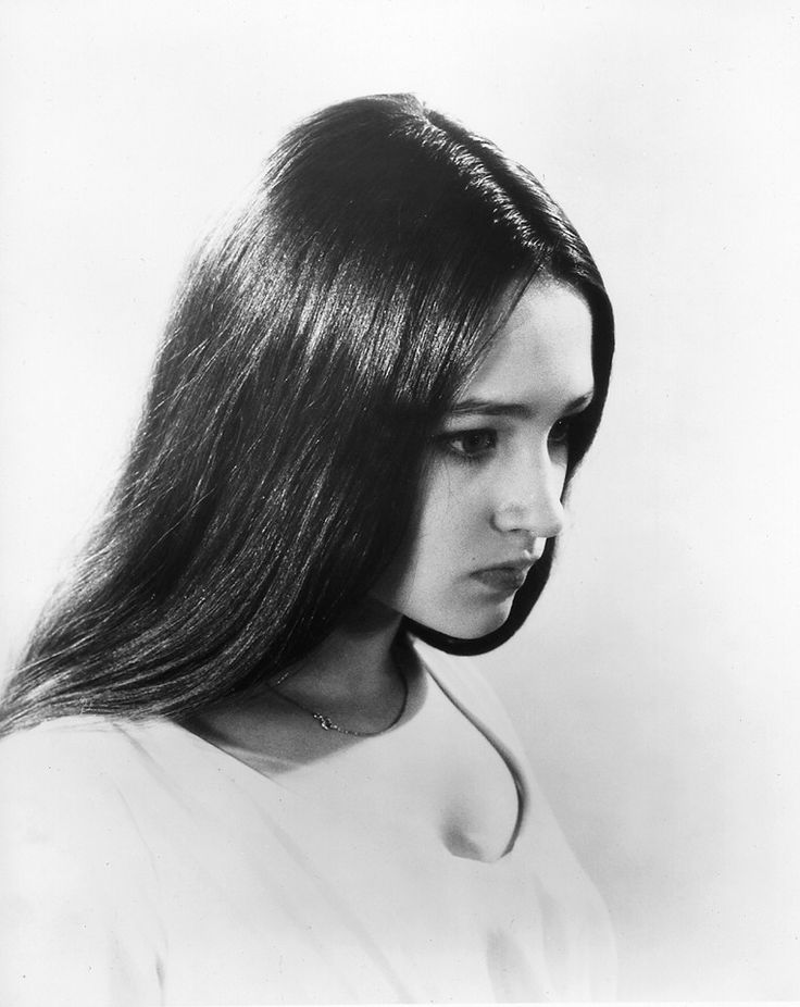 Olivia Hussey audition for Juliet                                                                                                                                                                                 Plus
