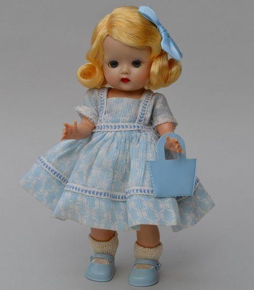vintage muffie dolls