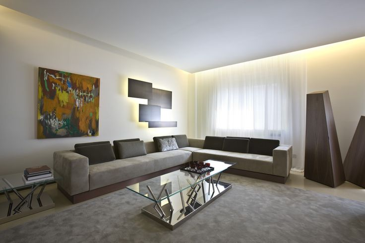 LOUNGE LIVING PROJECT by Bartoli Design - Via Durini 19 Milan - Laurameroni Show-room