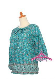 Blus Batik Printing Wanita