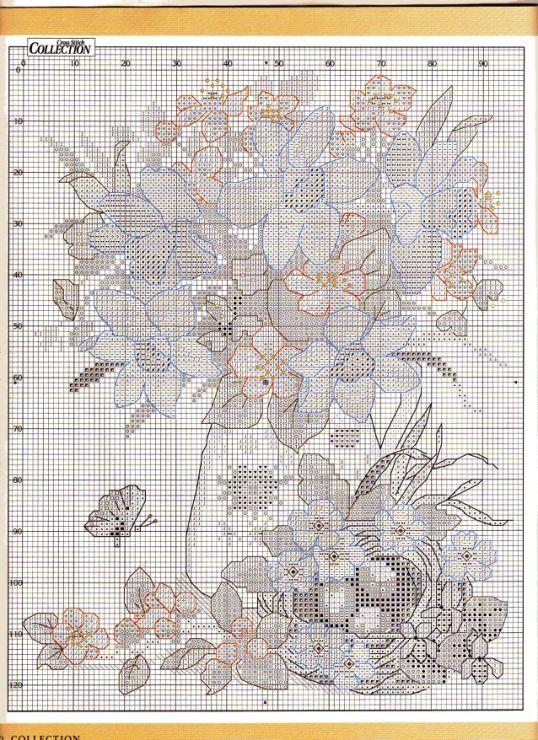 Gallery.ru / Фото #11 - Cross Stitch Collection 063 март 2001 - tymannost