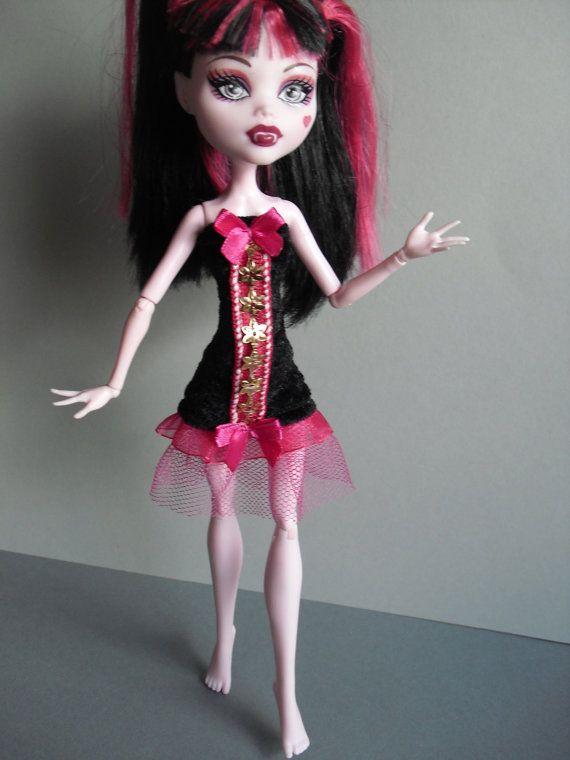 Handmade Clothes for Monster High Doll Kleidung von MonstaFashion, €7.55