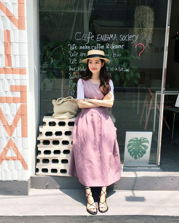 #Dahong style2017  #summerlook #Haewon