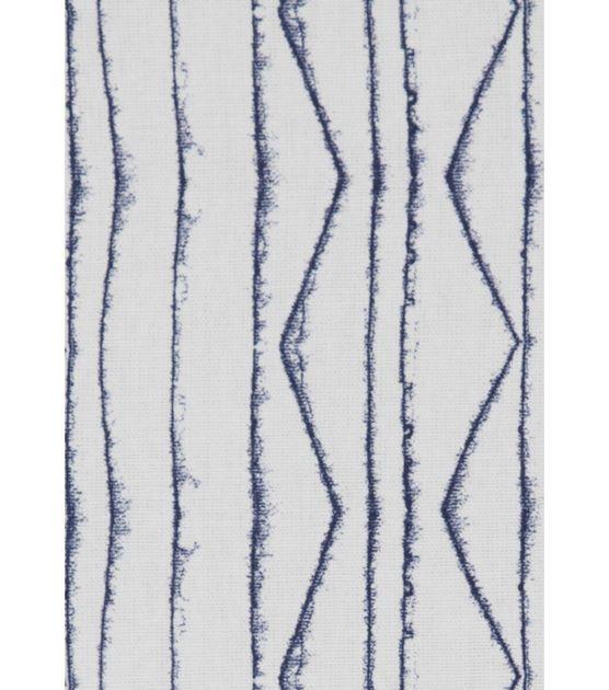 "Nate Berkus Home Decor Fabric 54""-Cleone Paramount Caspian"