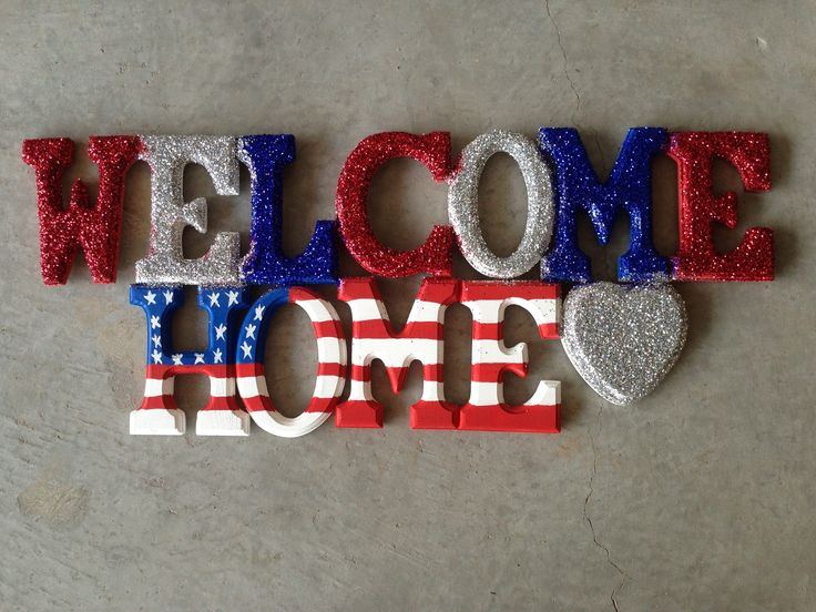 welcome home sign for my hubs milspouse military t