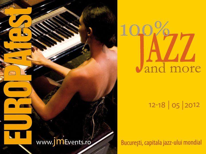 București, capitala jazz-ului mondial:12-18 mai 2012